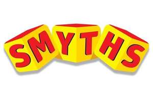 Smyths Toys 20% Off Discount Instore 16th - 19th Sept