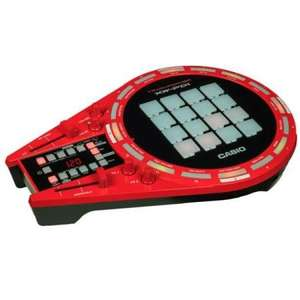 Casio XW-PD1 Trackformer Groove Center @ Bax - £115
