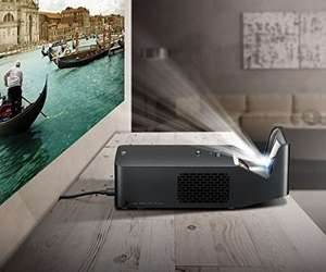 LG Minibeam UST PF1000U Ultra Short Throw Projector £699.99 @ Amazon (Deal of the Day)