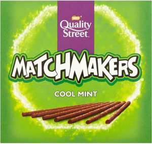 Matchmakers (Cool Mint / Orangy / Honeycomb) (130g) was £2.00 now £1.00 @ Tesco