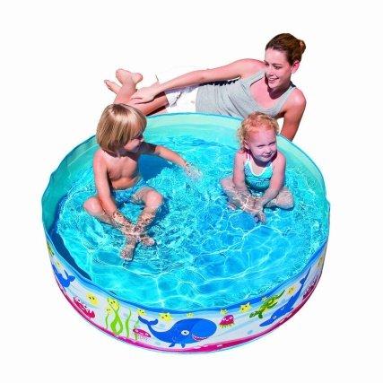 "B&M - Fill n Fun Paddling Pool 48 x 10""  now reduced to £1"