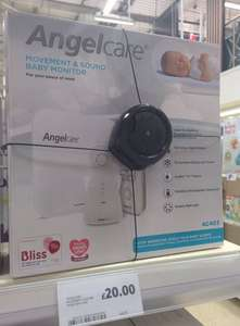 Angel care AC403 £20 @ Tesco (instore - Lee Mill)