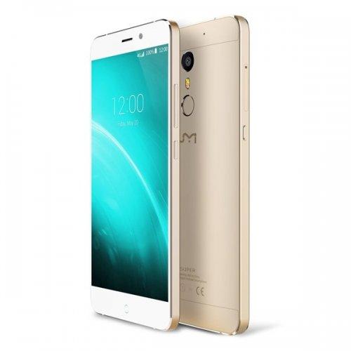 UMI Super 5.5 inch Fingerprint 4GB RAM 32GB ROM Helio P10 MT6755 Octa core 4G Smartphone - £7.55 delivered @ BangGood (snap-sale - starts Friday)