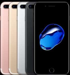 iPhone 7 Plus 5.5-inch Jet Black 256GB ~ £919 Apple Store UK