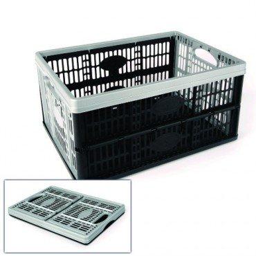 Folding Crate 32L - £2 @ Poundland