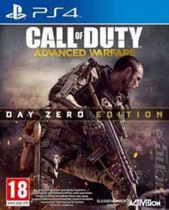 PS4 (Used) Shadow of Mordor £8.30 Watchdogs £5.50 COD Advanced Warfare/Day Zero £7.60 Mirrors Edge £16.71 Assassins Creed Black Flag £7.59 Fallout 4 £13.60 Destiny £5.20 and more from Music Magpie using code