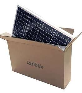 RS Pro 20W Monocrystalline solar panel £8.46 - £50.76 delivered rs-online.com  (Back Orders Only Now)