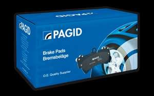 BMW front brake pads (Pagid) + wear sensor (Eicher) £34.43 with TCB on top @ Carparts4less