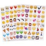 192 emoji stickers (Various) 58p  Delivered @ Ali Express / OK PARTS