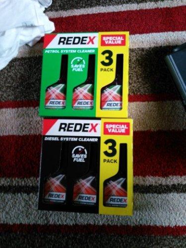 Redex petrol and diesel 3 pack £1.50 instore @ Tesco