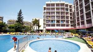 Hotel Belvedere,  in Salou, Costa Dorada, Spain - 7 nights Includes Half board, Double room with balcony, flights, transfers £188pp @ Thomson
