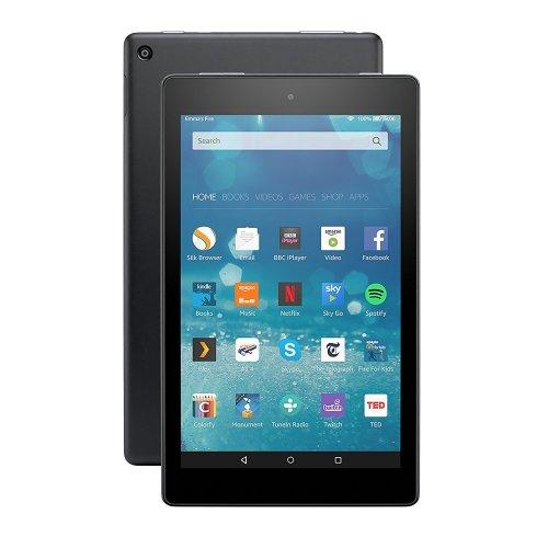 """Fire HD 8 Tablet, 8"""" HD Display, Wi-Fi, 16 GB (Black) £89.99 @ Amazon"""