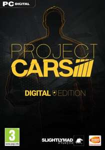 [Steam] Project CARS Limited Edition - £7.95 - Humble Store