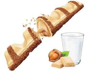 Kinder Bueno WHITE chocolate- Big pack of 10 for £2.99 at Lidl
