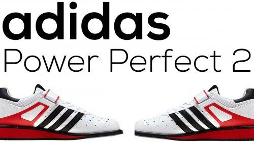 adidas Power Perfect II £61.45 @ Amazon UK various sizes