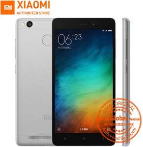 "Official Special Global Version: Xiaomi Redmi 3S Octa core 4100mAh 5.0"" 2GB/16GB Band B20 £89 @ Ali Express / Xiaomi Authorized store"