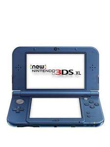 nintendo 3ds xl £143.99 using code @ Very