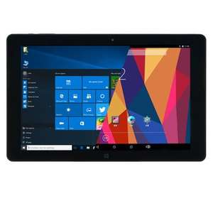 """Cube iWork 10 Ult. 4G/64G 10"""" FHD IPS Win/Android Tablet £113.83 @ Banggood"""
