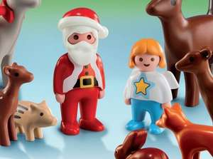 playmobil 123 advent calendar at ELC for £8 (C&C)