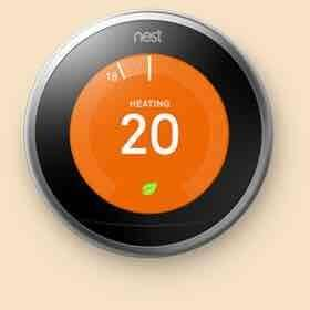 NEST Learning Thermostat 3rd Gen for NPower customers only