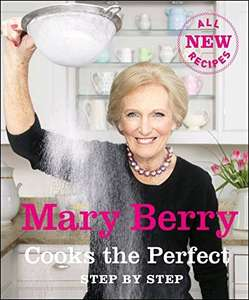 Mary Berry Cooks The Perfect £1.99 @ Amazon