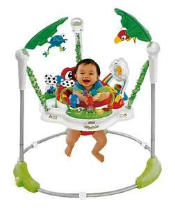 Fisher price rainforest jumperoo £69.99 @ Argos