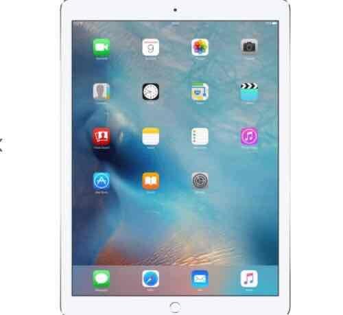 "Apple iPad Pro 32gb 12.9"" @ John Lewis £609 Delivered"