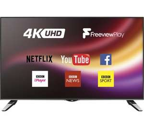 CURRYS - JVC  LT-43C860 43INCH 4K ULTRA HD TV - £349