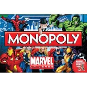 Marvel Monopoly - Wilko - £10.00 (Instore)
