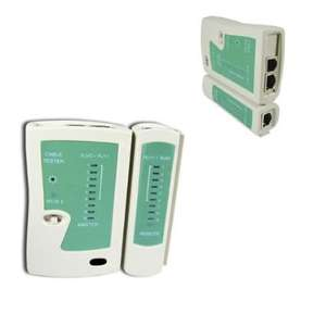RJ45/RJ11 LAN Ethernet Network Port Cable Tester £1.99 @ Amazon / ebay (Dispatched from and sold by CDL Micro)