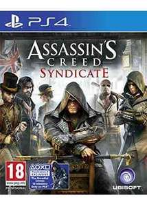 Assassin's Creed Syndicate (PS4) £12.85 Delivered @ Base