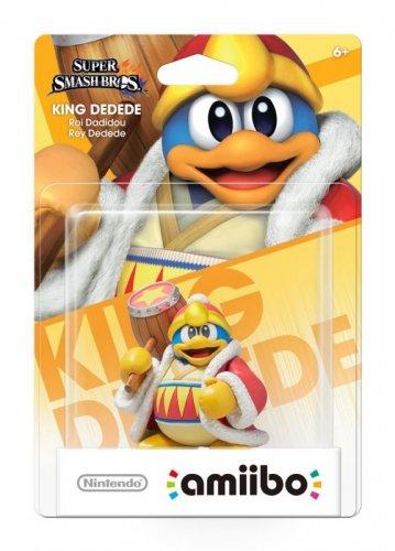 King DeDeDe Smash Amiibo (WiiU/ 3DS) £4.99 @ Argos Ebay