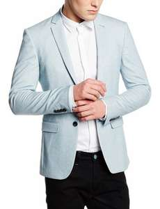 New Look Men's Jersey Suit Jacket Down from £59.99 @ Amazon (Various Colours!)