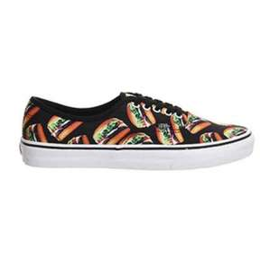 Burger late night vans adults 4-11 £26 @ OFFICE