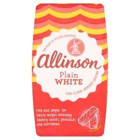 Allinson Plain White Flour 1Kg Bag 13p @ Asda Instore