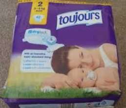 Lidl NI - All nappies half price this weekend only (instore)