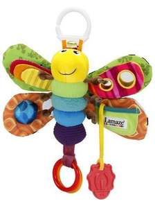 Lamaze Freddie The Firefly - £6.50 (Prime) £10.49 (Non Prime) @ Amazon
