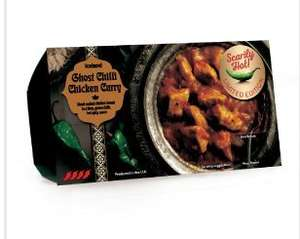 Ghost Chilli Chicken Curry £0.75 at Iceland (Half Price from £1.50) - Instore and Online
