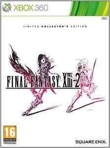 Final Fantasy XIII-2 - Limited Collector's Edition (Xbox 360) £9.95 Delivered (New) @ Gamezone stc via eBay