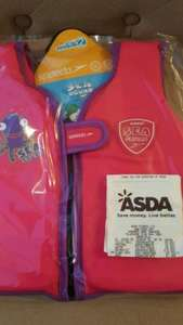 Speedo Sea Squad Swim Vest £3.75 @ Asda Wakefield