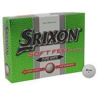 Srixon Soft Feel golf balls 24pack in store £22 at Sports Direct