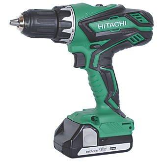 Hitachi DV18DGL/JG 18V 2 x 2.5Ah batteries Li-Ion Cordless Combi Drill £99.99 @ Screwfix
