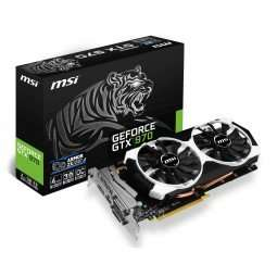 MSI 970 GTX ARMOR £178.69 Delivered @ OCUK