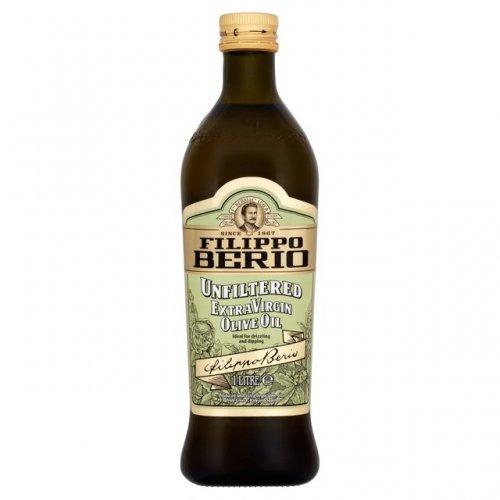 Filippo Berio 1L Unfiltered Extra virgin olive oil @ B&M stores