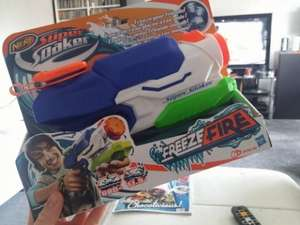 Supersoaker Freezefire in Tesco Wishaw £1.25