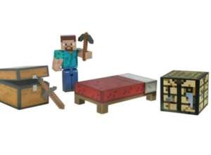 minecraft  survival pack £4.50 @ Boots