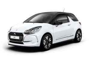 DS DS3 1.6 BlueHDi Elegance Hatchback Lease £89.84 per month (£135 combined) @ TFS Vehicle Leasing (Total £3234.88)