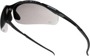 Contour Bolle Smoke Lens Solar Protection Anti-Scratch and Fog Safety Glasses with Pouch £14.72 delivered @ Gloves N Stuff
