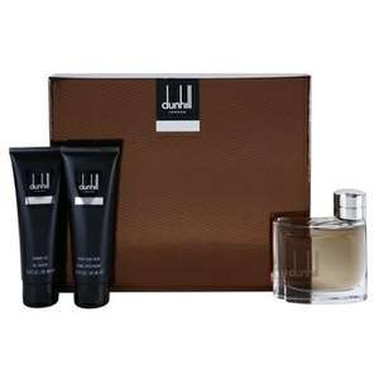 DUNHILL GIFT SET.  eau de toilette 75ml. after shave balm 90ml +shower gel 90ml!! at Beautyspin - £19.73