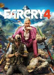 Far Cry 4 PC (Uplay) Download key, not steam. Instant Gaming - £7.58